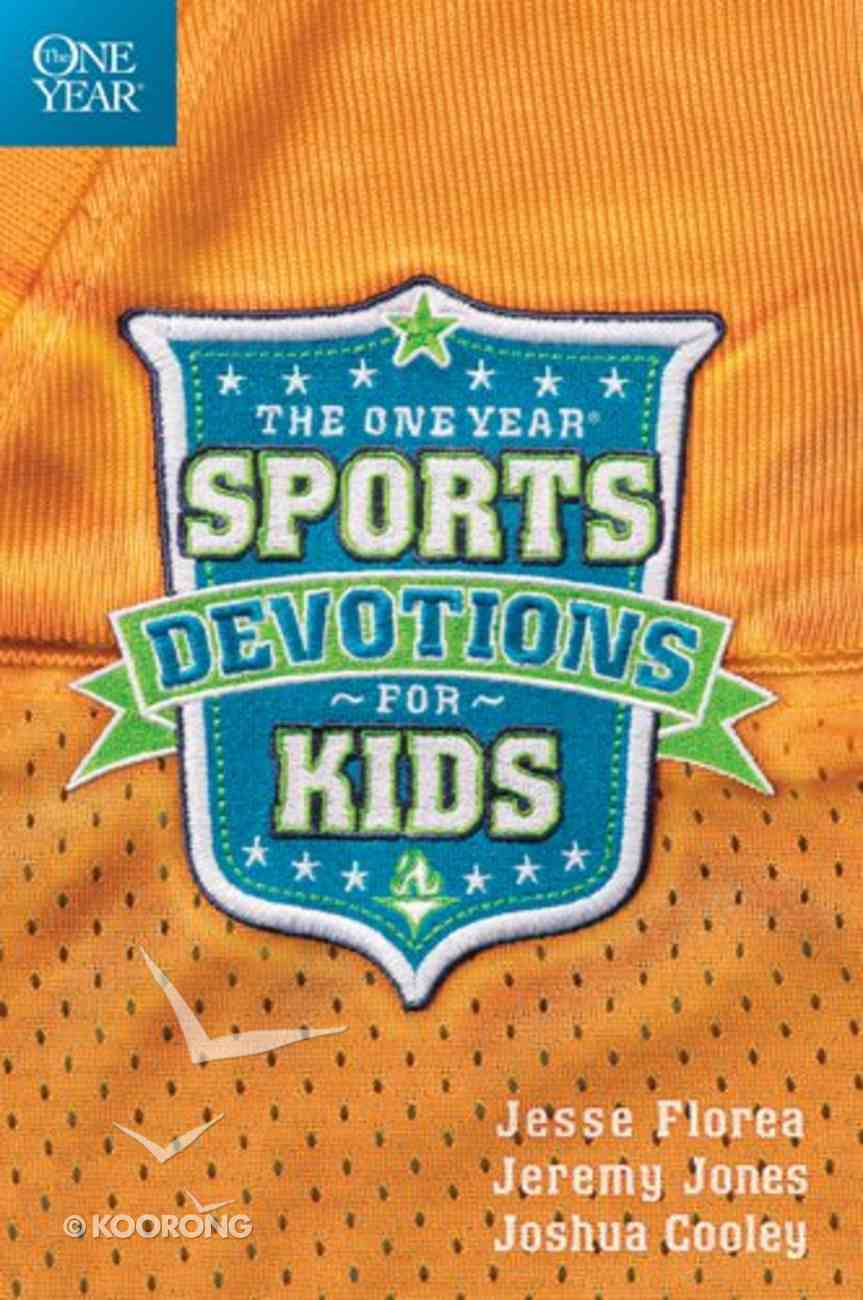 The One Year Sports Devotions For Kids eBook