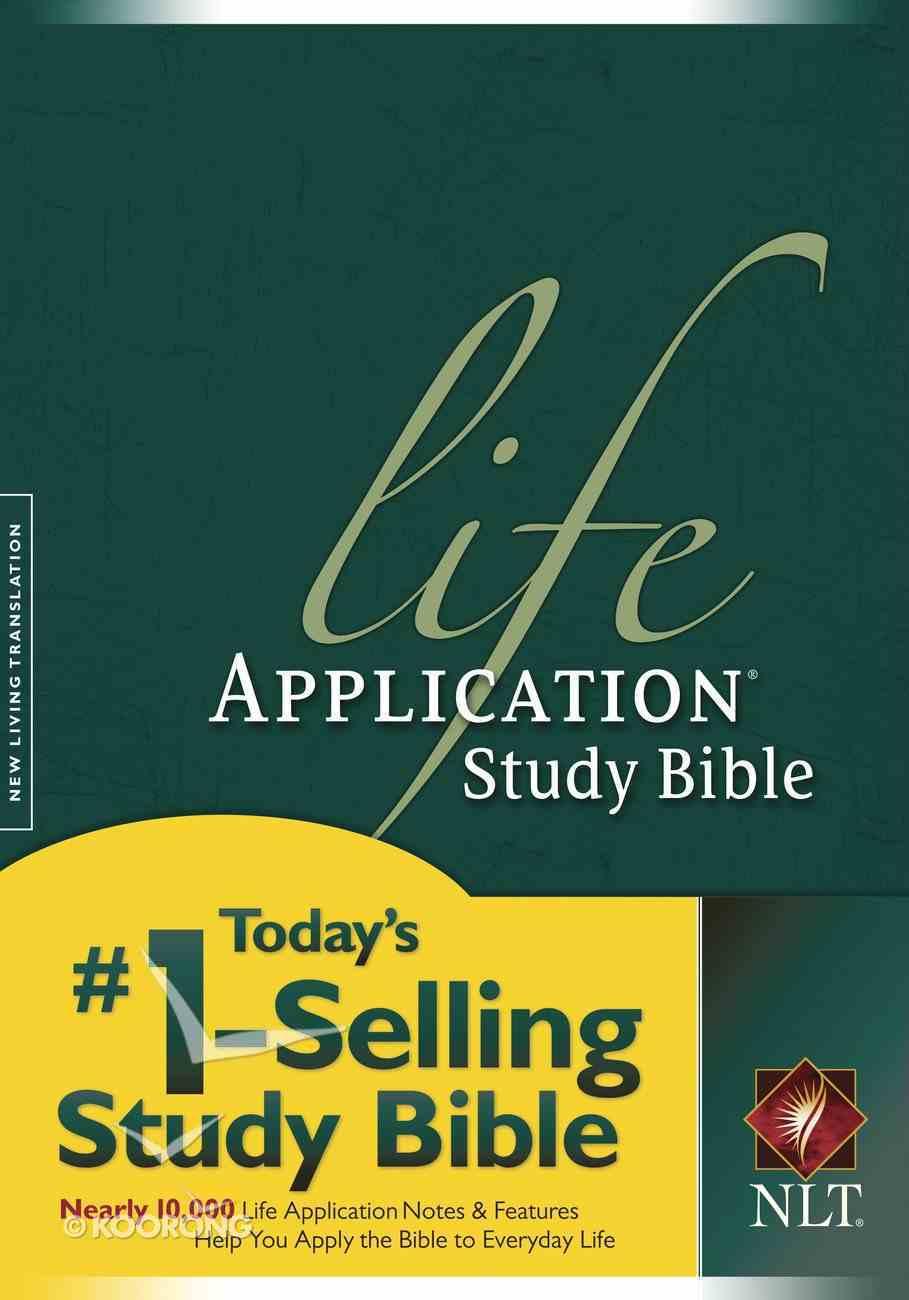 NLT Life Application Study Bible (2005) eBook