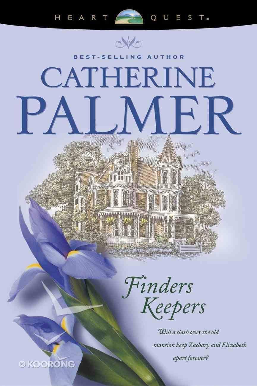 Finders Keepers #01: Finders Keepers eBook