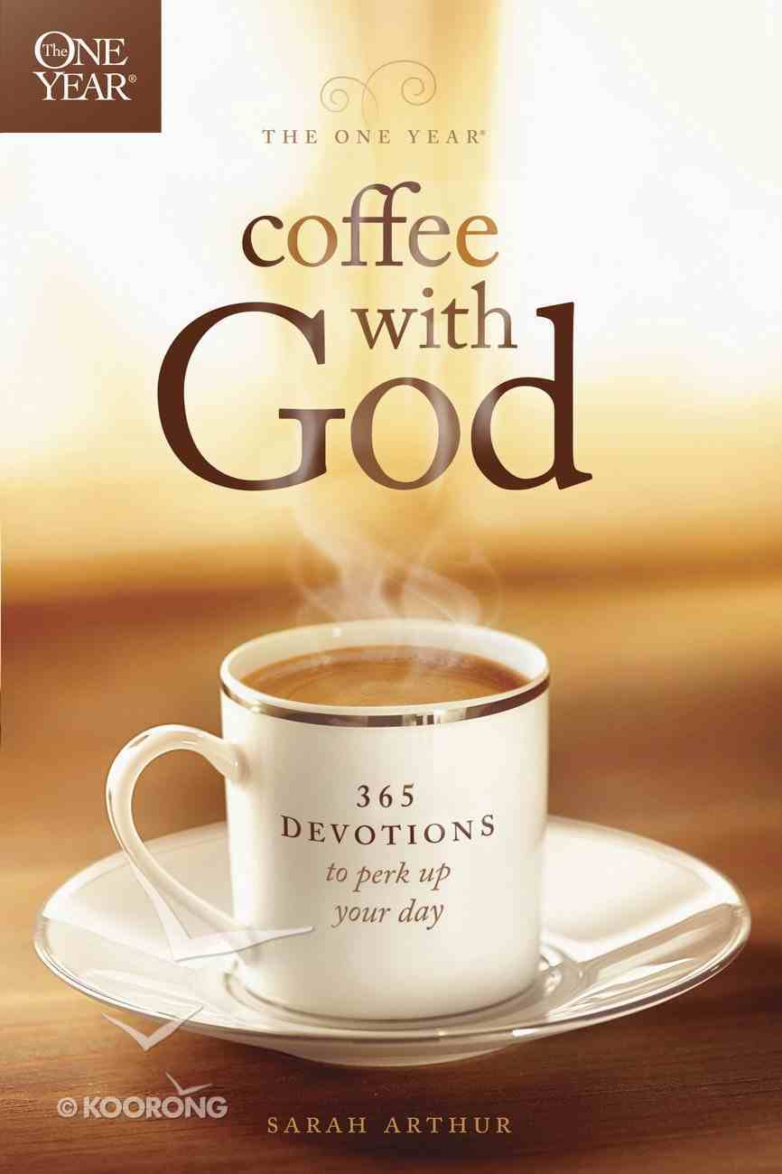 The One Year Coffee With God Devotional eBook