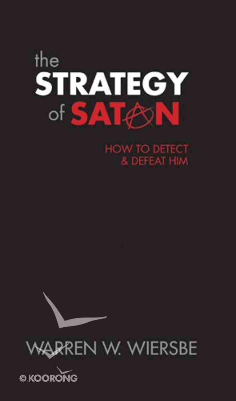 The Strategy of Satan eBook