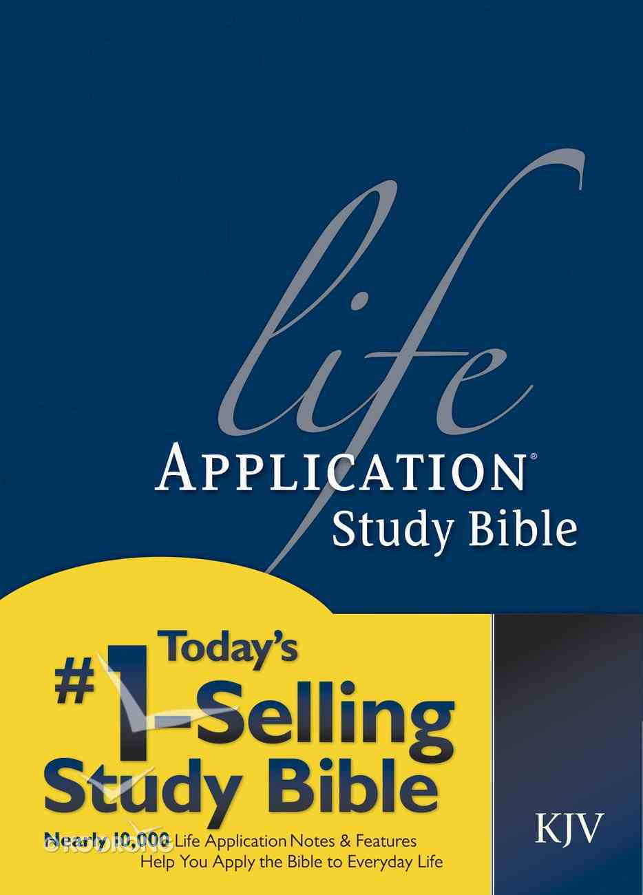 KJV Life Application Study eBook