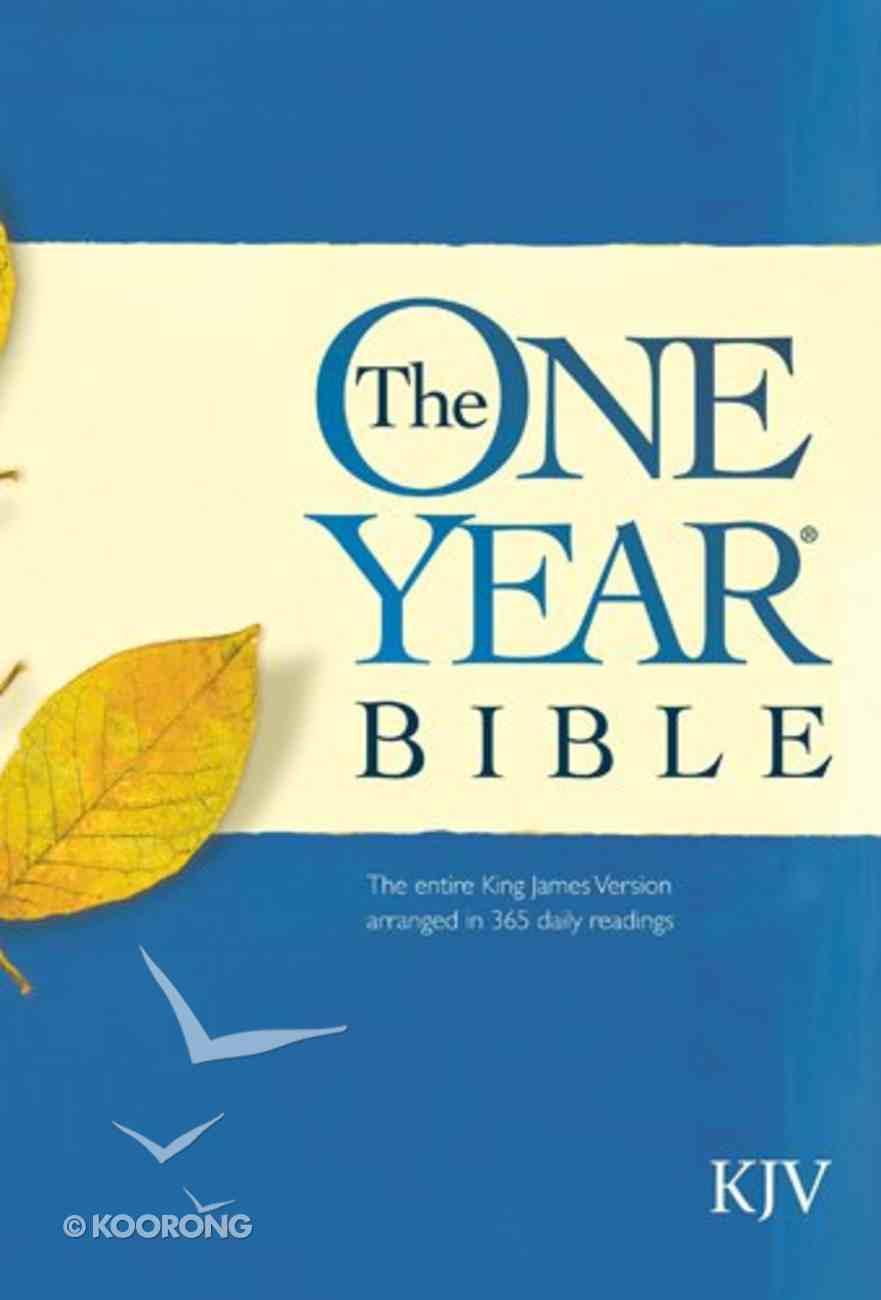 KJV One Year Bible eBook