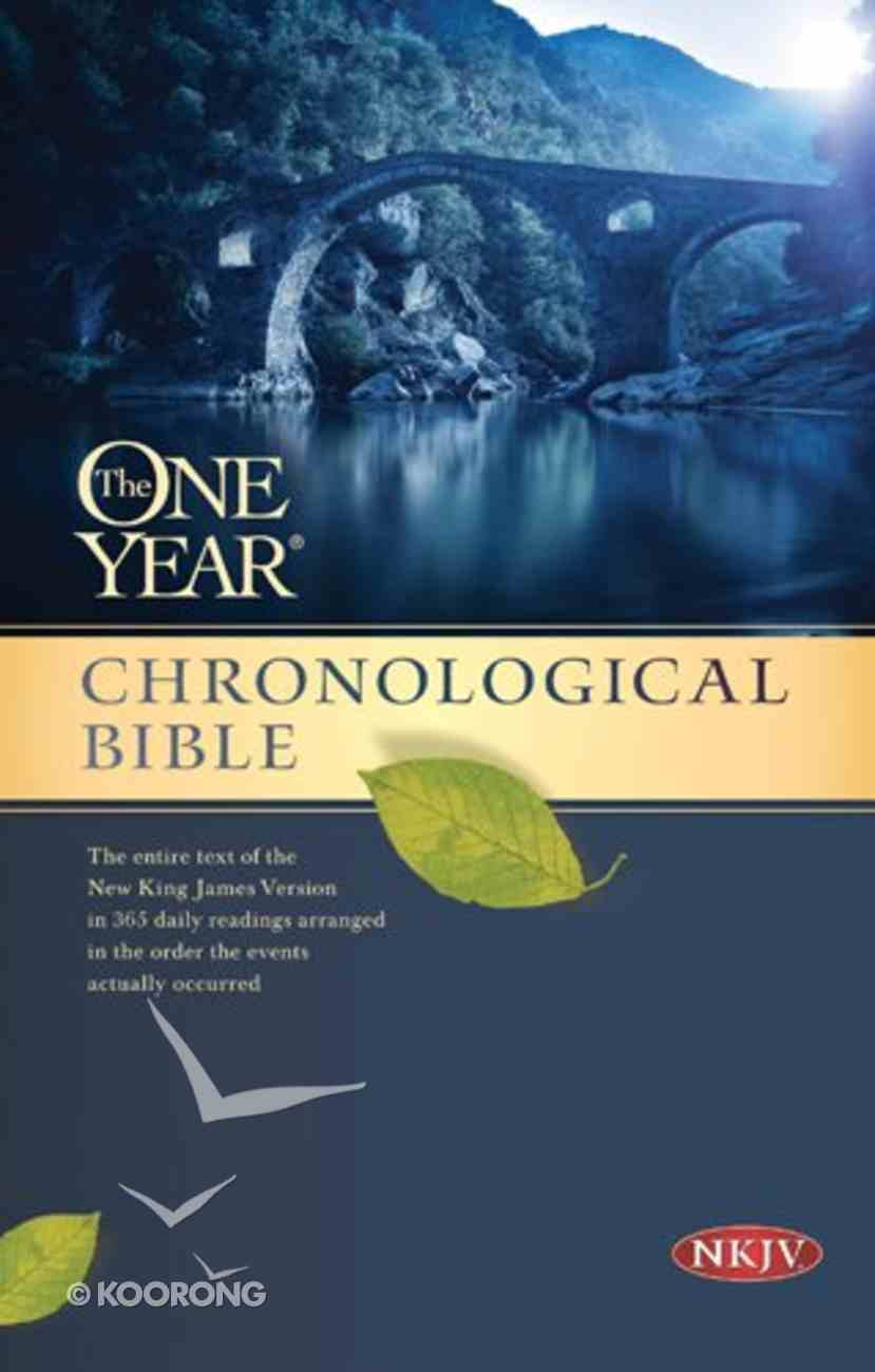 The NKJV One Year Chronological Bible eBook