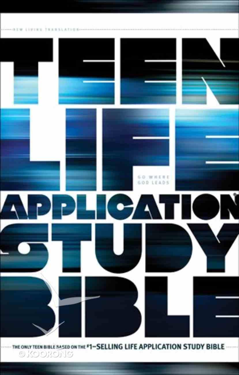 NLT Teen Life Application Study Bible eBook