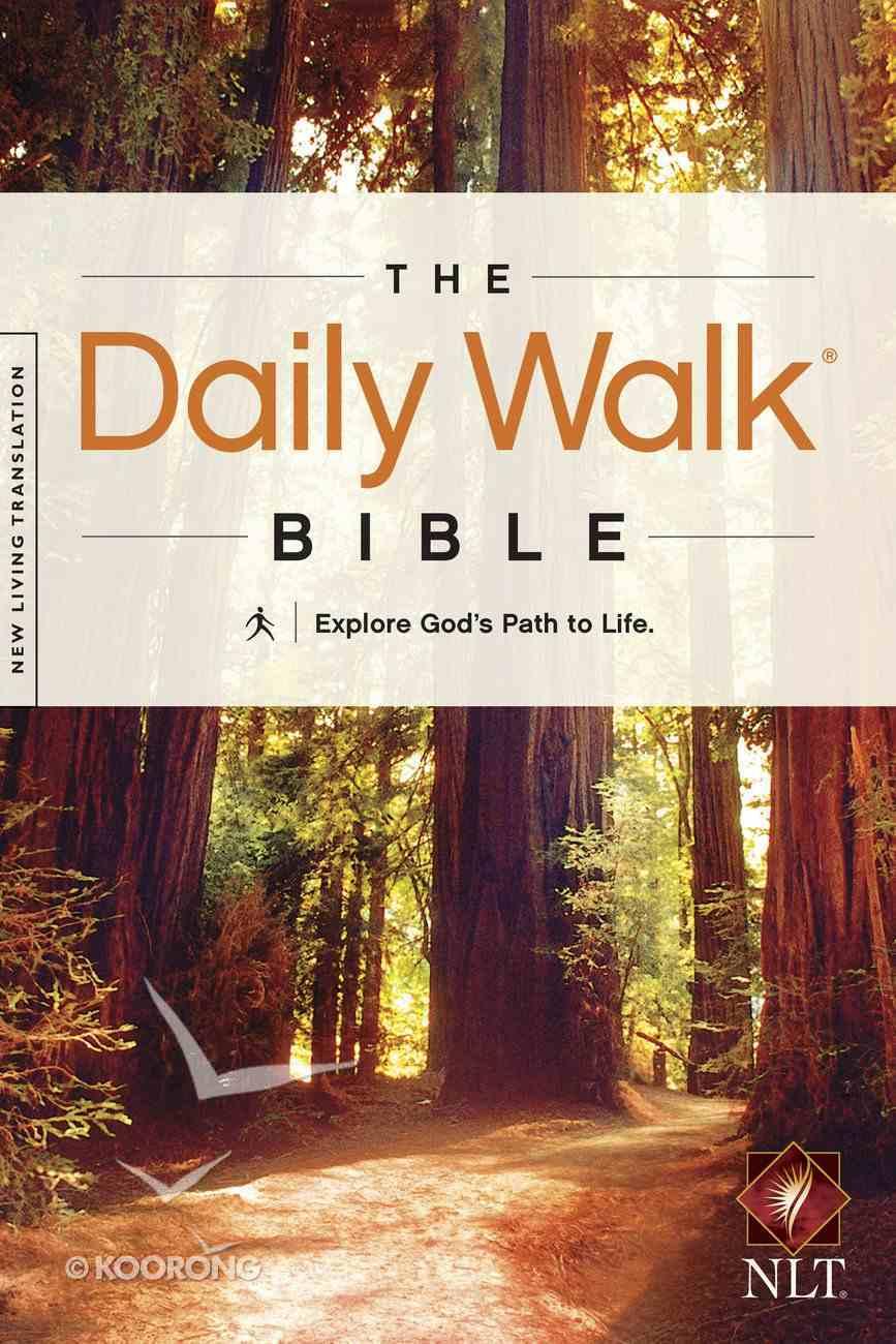The NLT Daily Walk Bible eBook