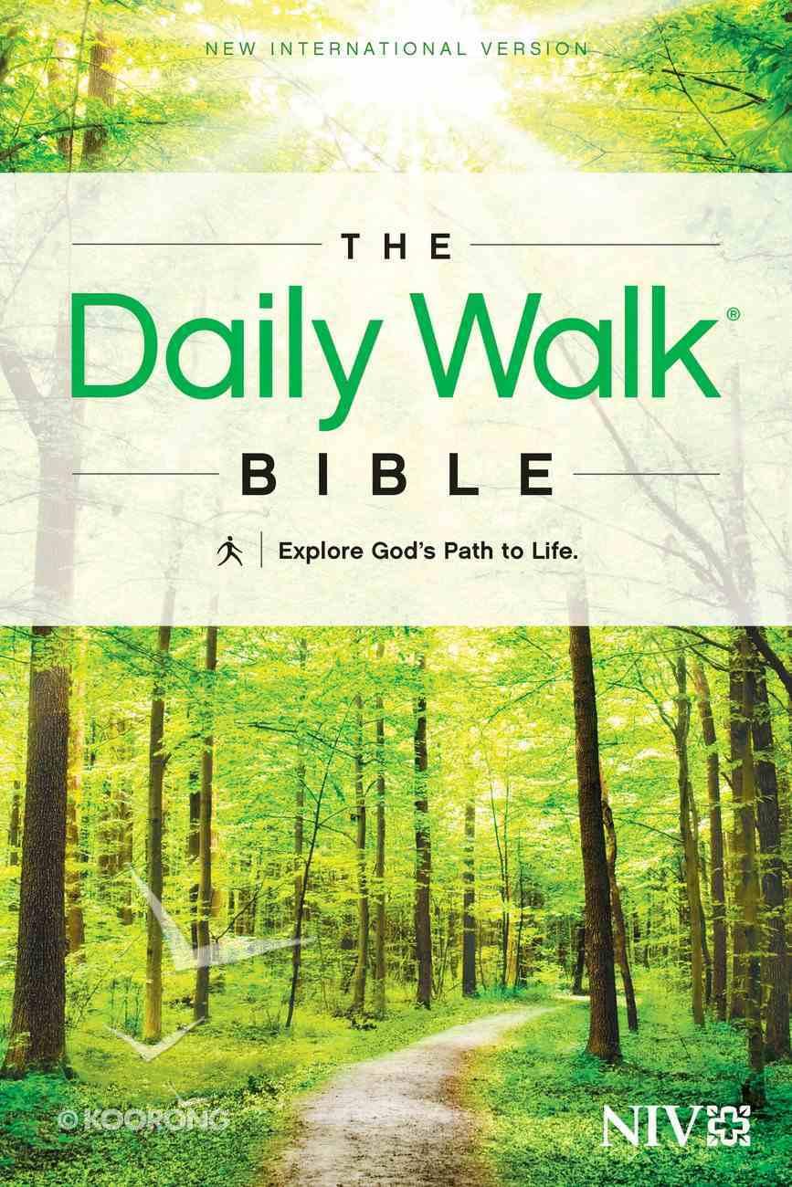 NIV Daily Walk Bible eBook
