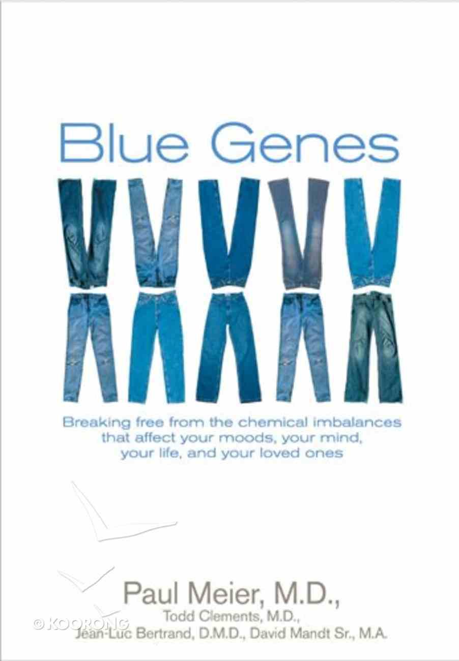 Blue Genes eBook