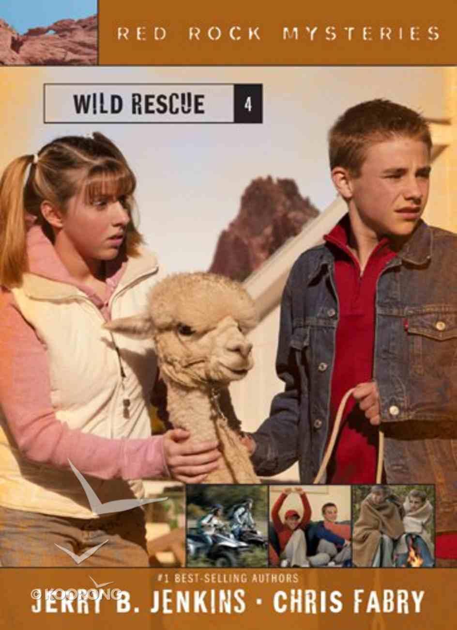 Wild Rescue (#04 in Red Rock Mysteries Series) eBook