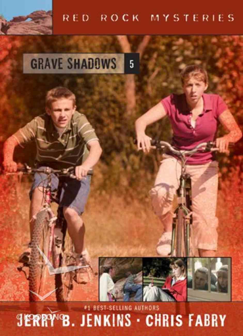 Grave Shadows (#05 in Red Rock Mysteries Series) eBook