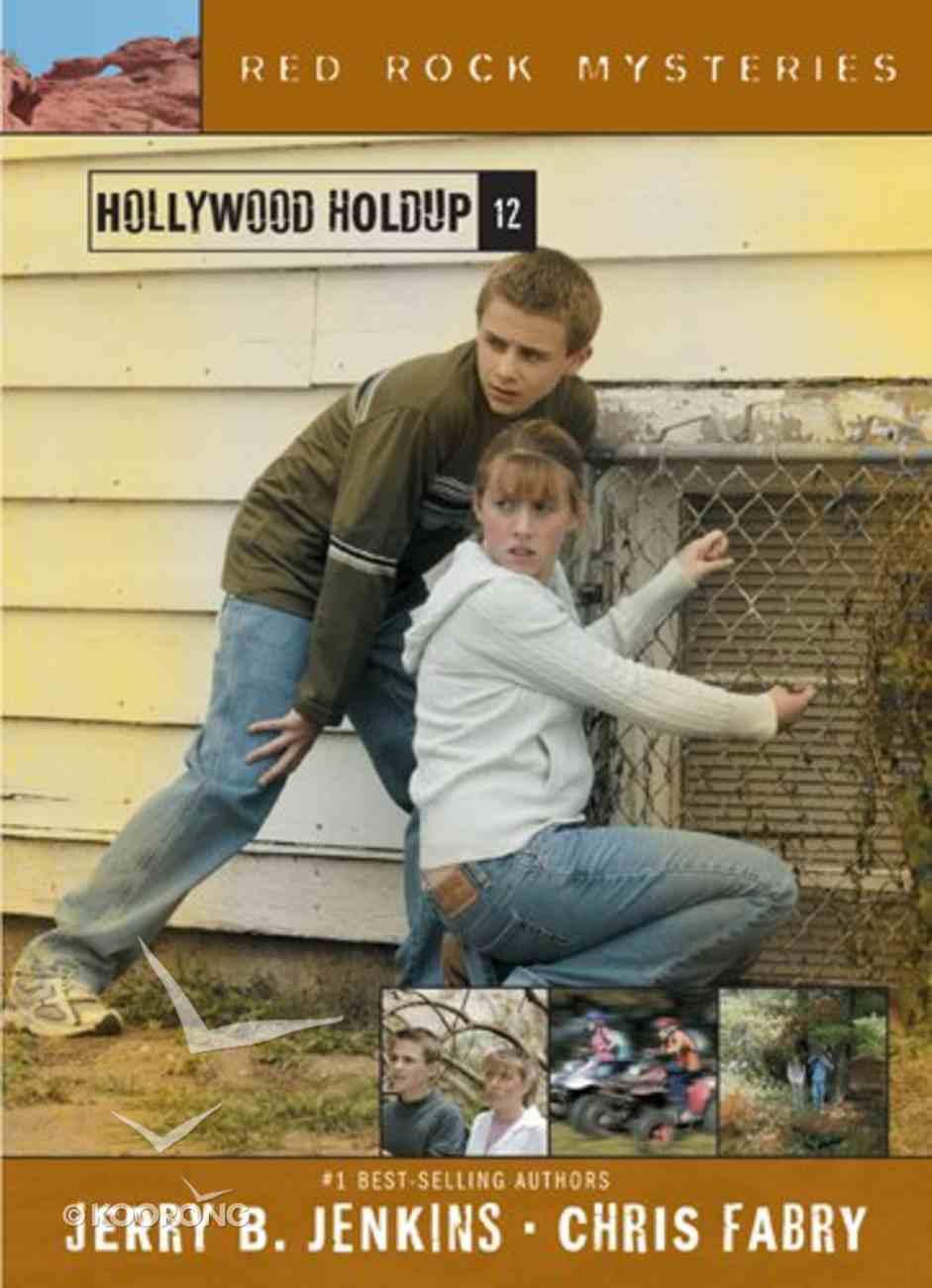 Hollywood Holdup (#12 in Red Rock Mysteries Series) eBook