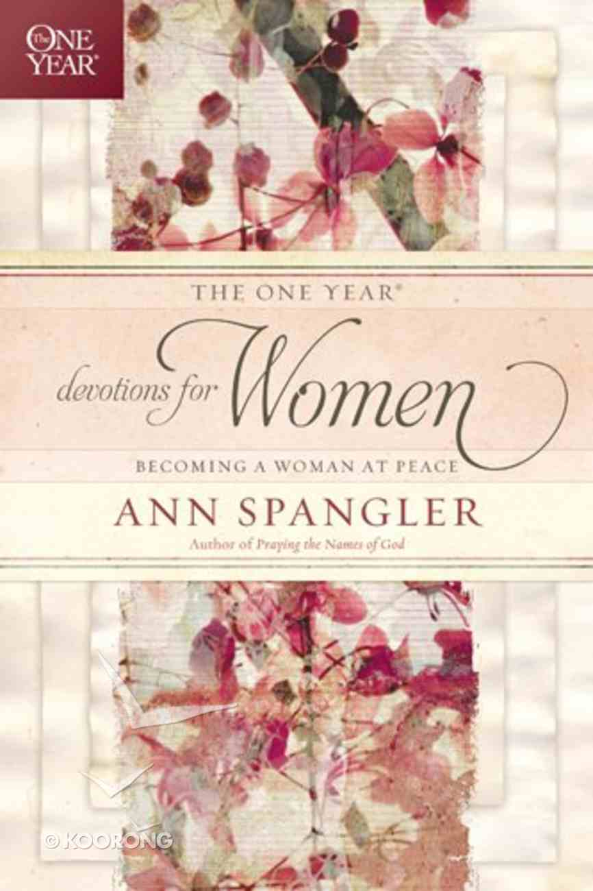 The One Year Devotions For Women eBook