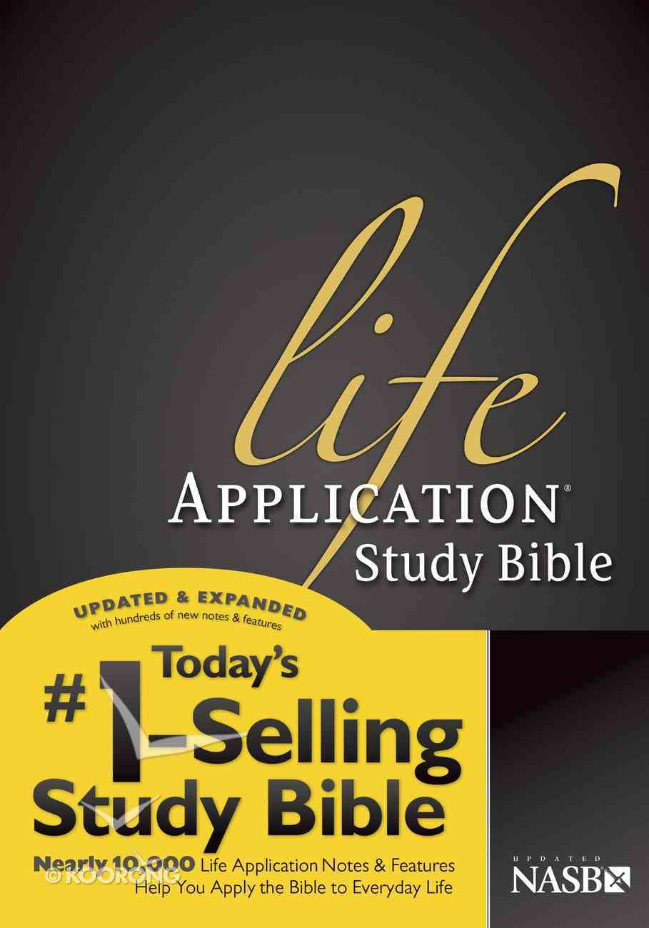 NASB Life Application Study Bible (101 Questions About The Bible Kingstone Comics Series) eBook