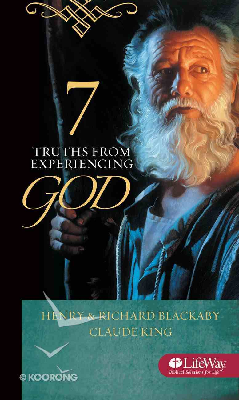 7 Truths From Experiencing God Booklet