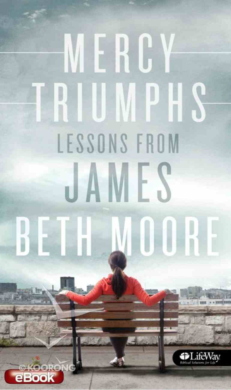 James: Mercy Triumphs Pos eBook