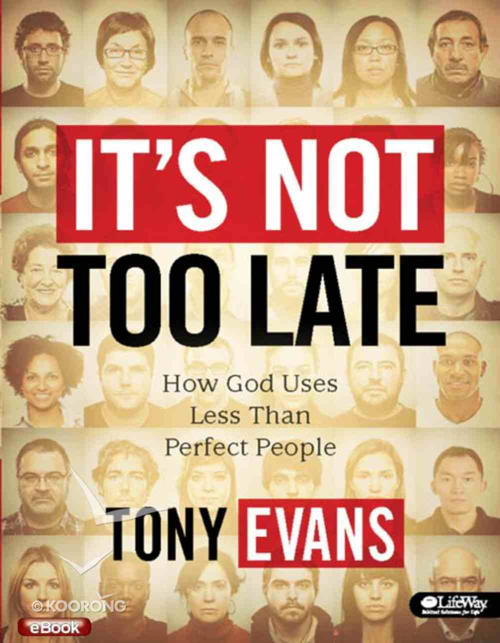 It's Not to Late eBook
