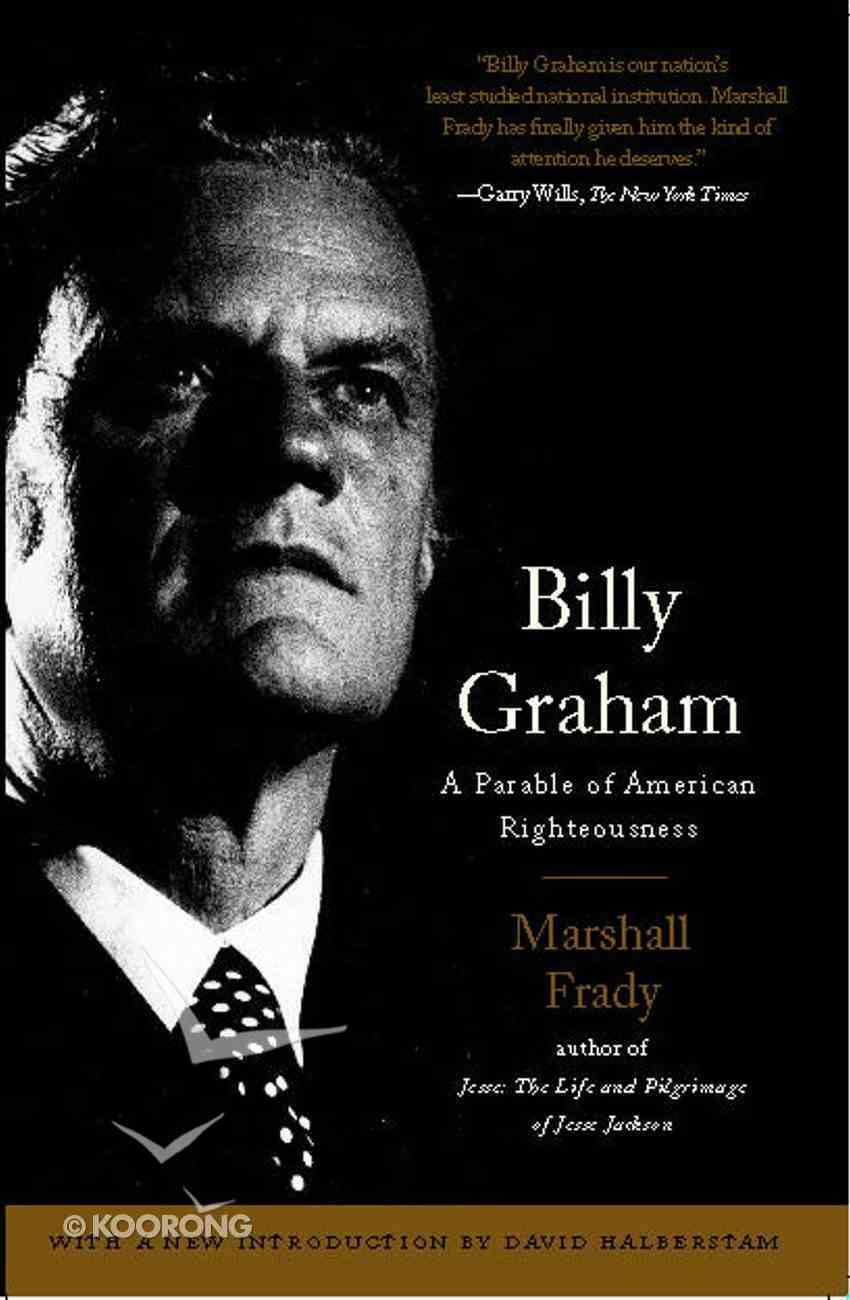 Billy Graham eBook