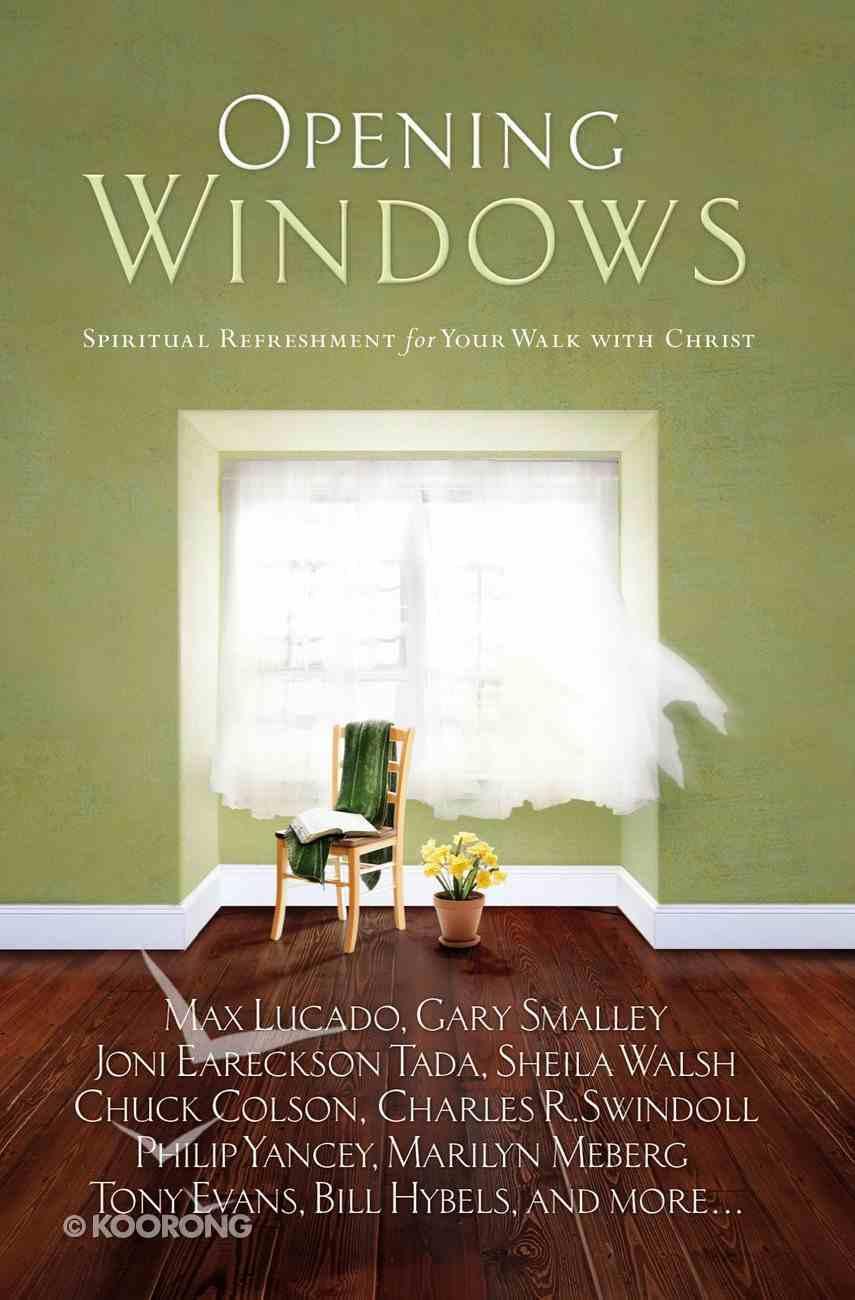 Opening Windows eBook