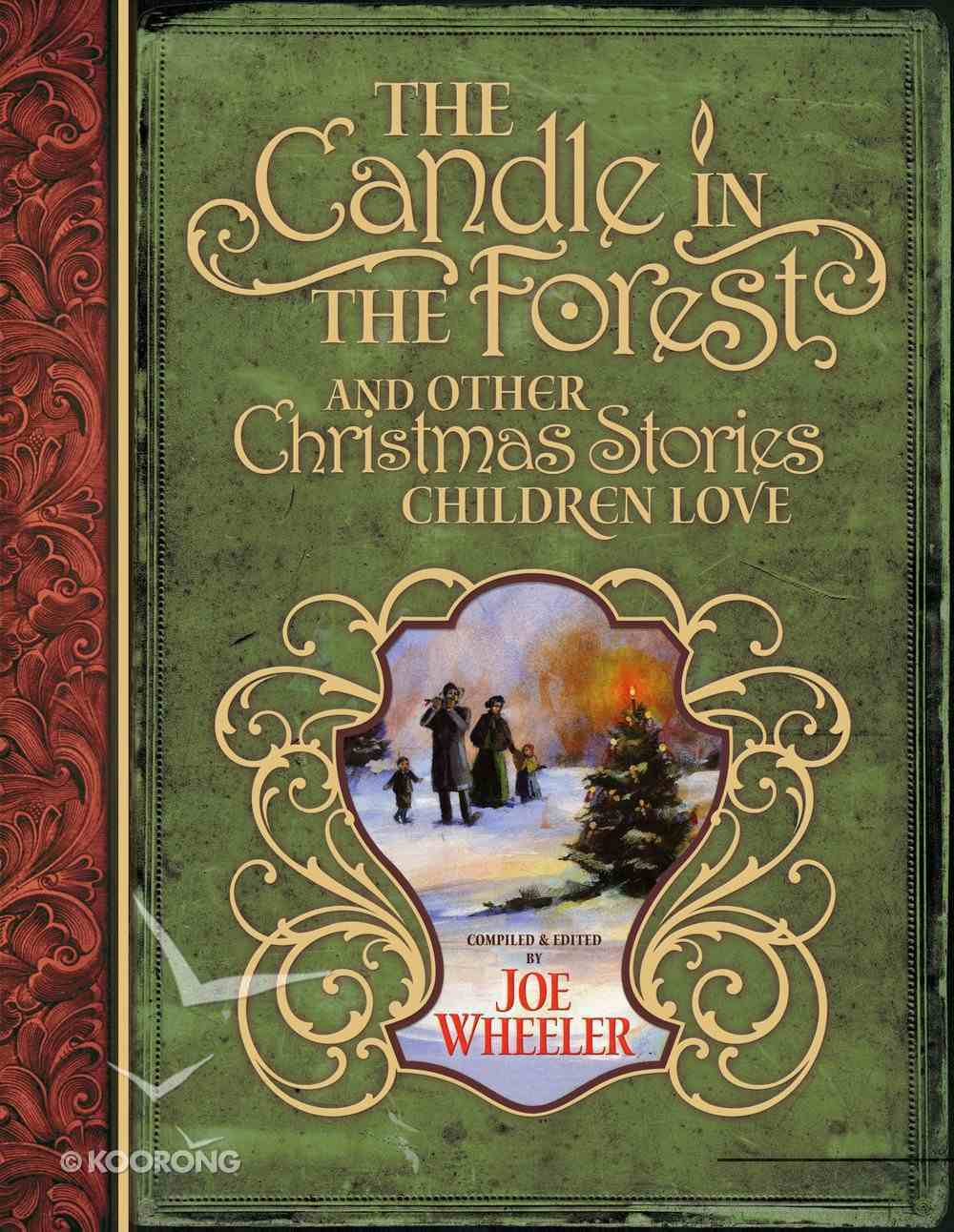 The Candle in the Forest eBook