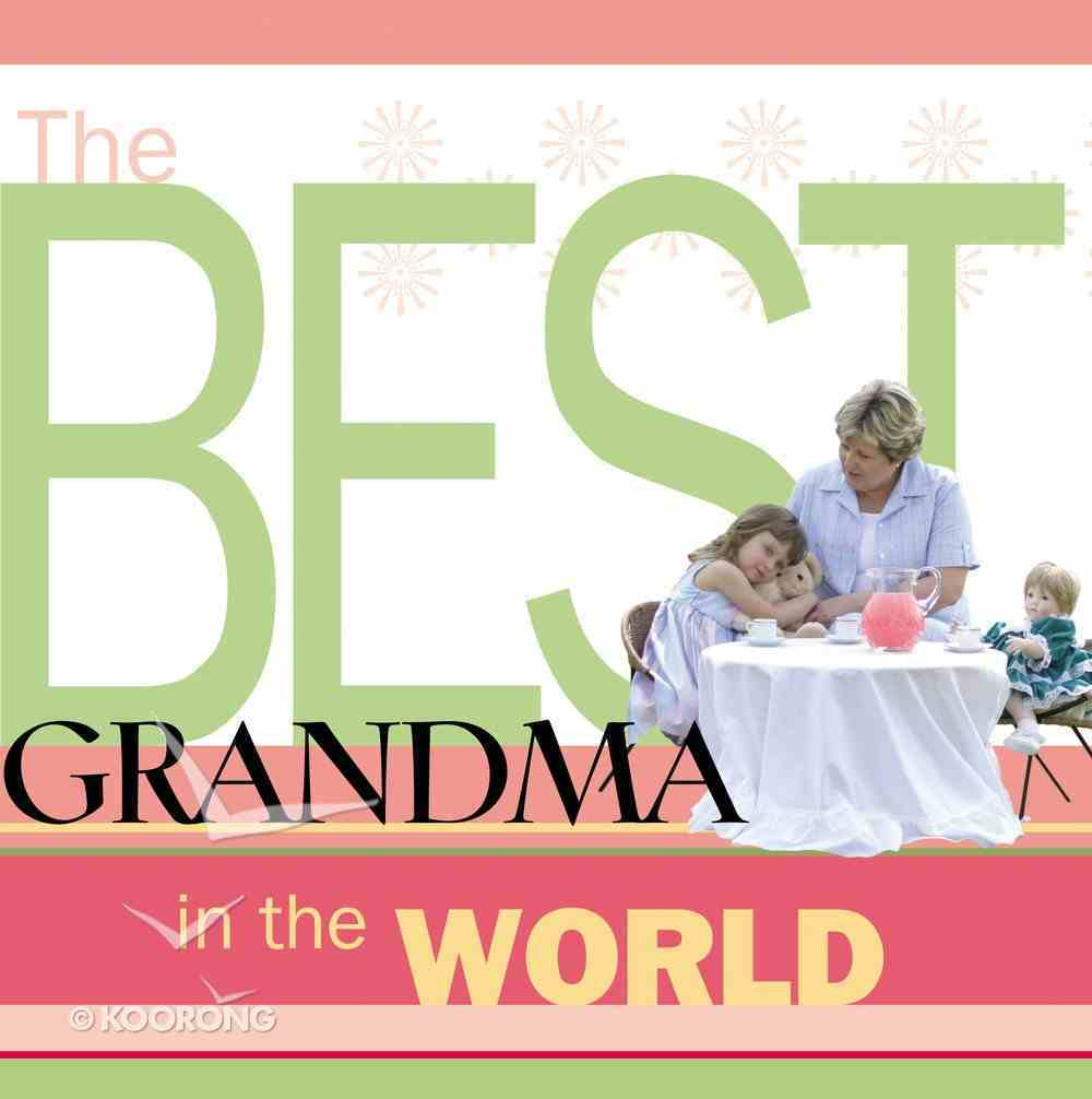 The Best Grandma in the World eBook