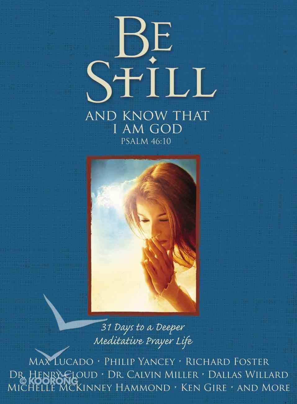 Be Still eBook