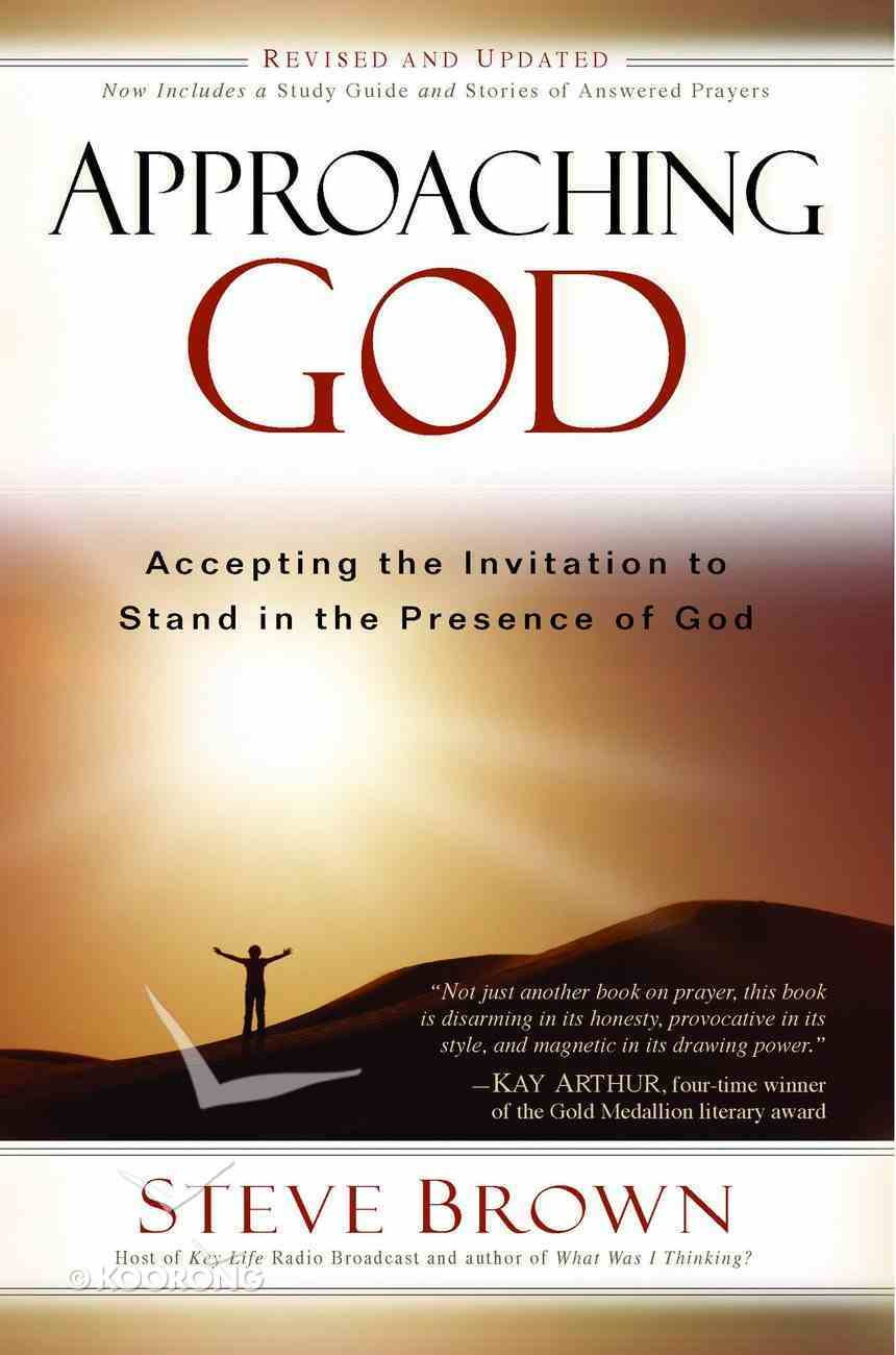 Approaching God eBook