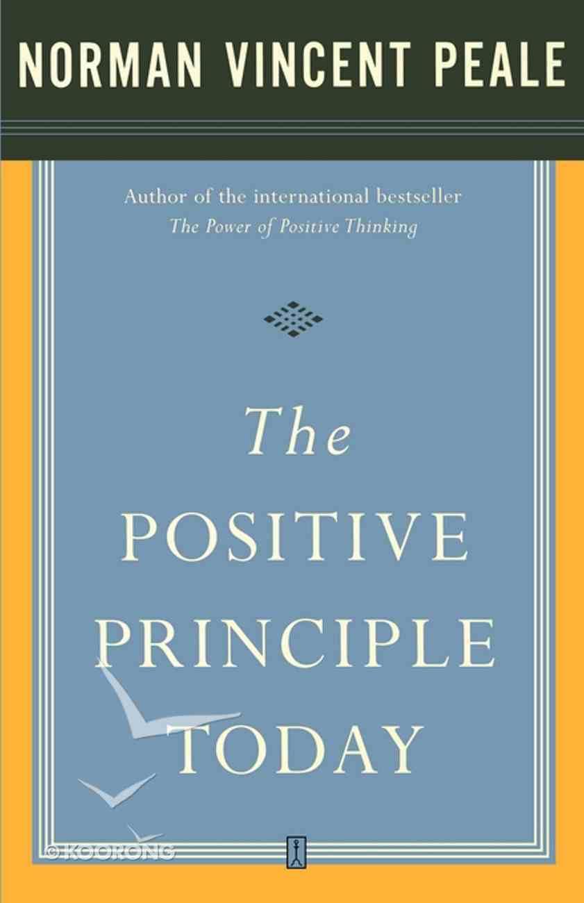 The Positive Principle Today eBook