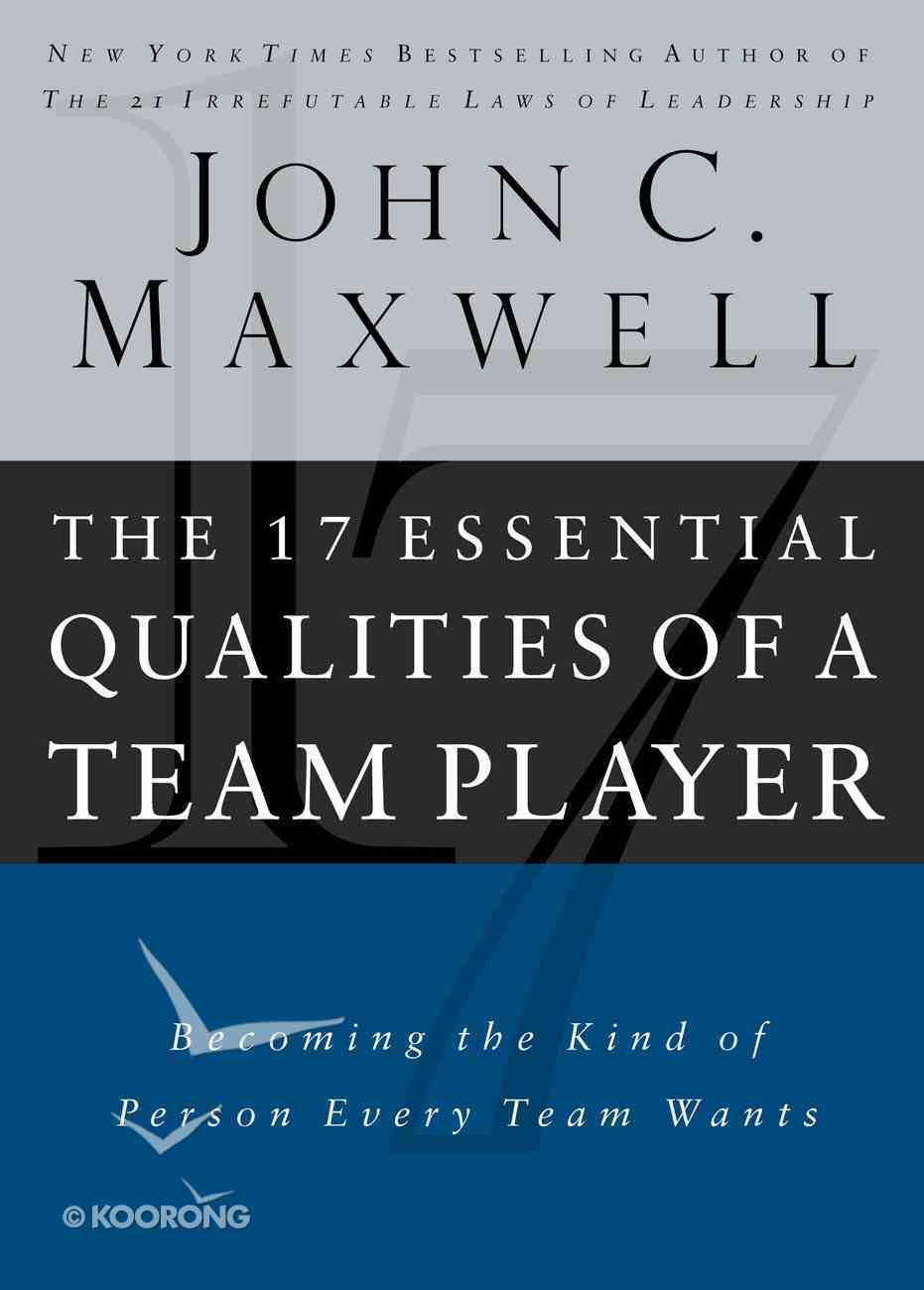 The 17 Essential Qualities of a Team Player eBook