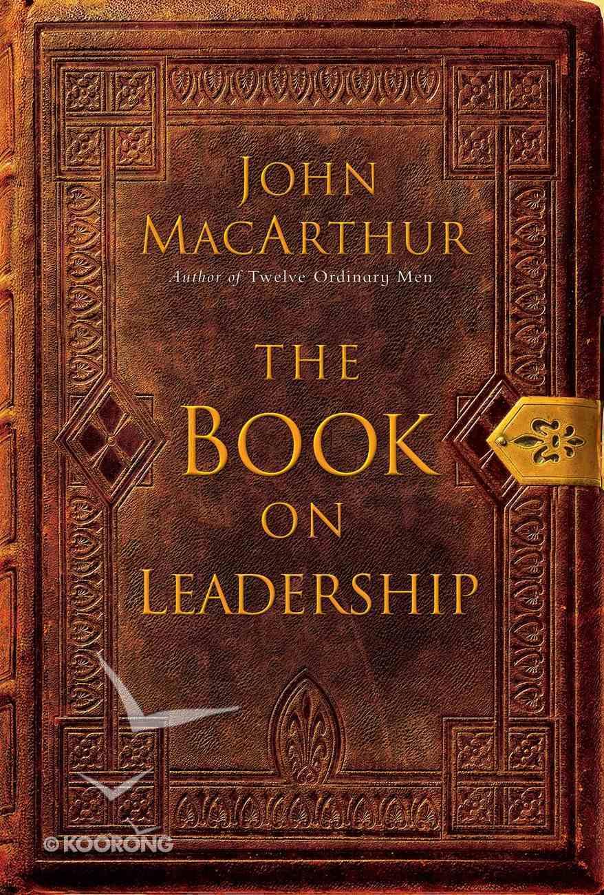 The Book on Leadership eBook