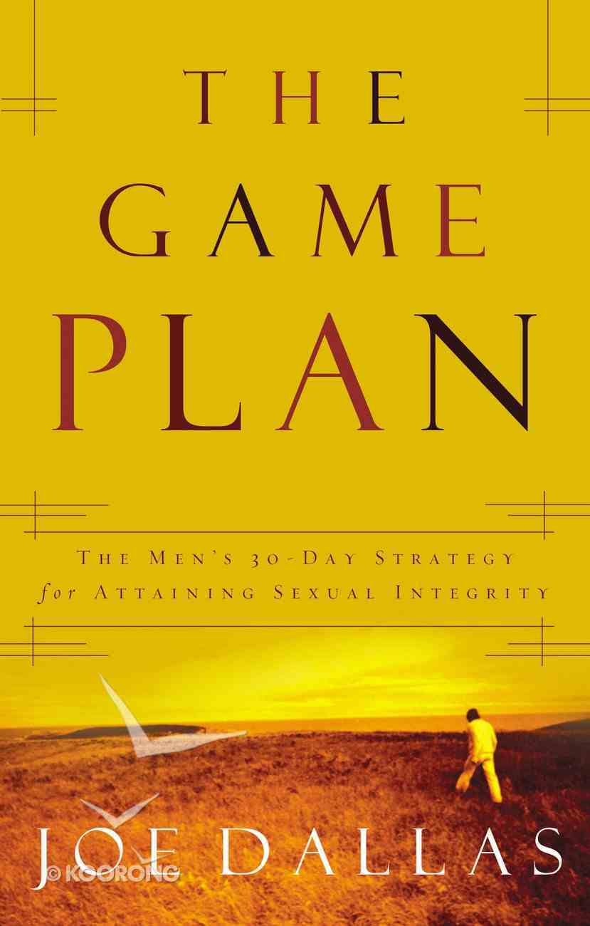 The Game Plan eBook
