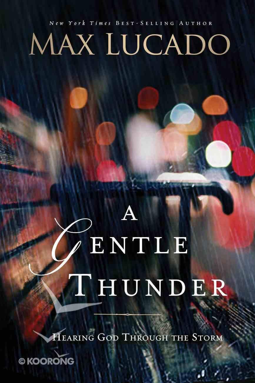 A Gentle Thunder eBook