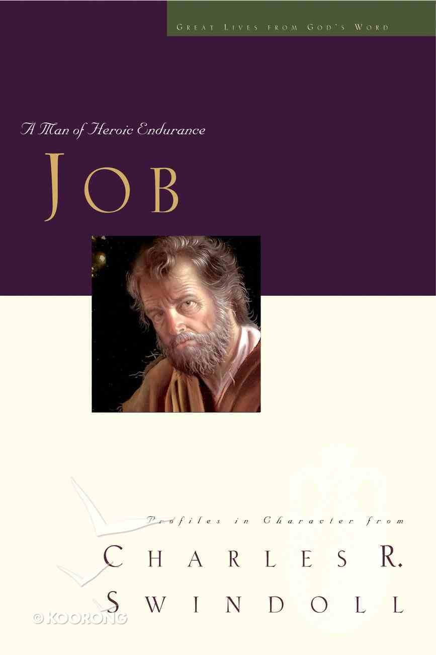 Job (Great Lives From God's Word Series) eBook