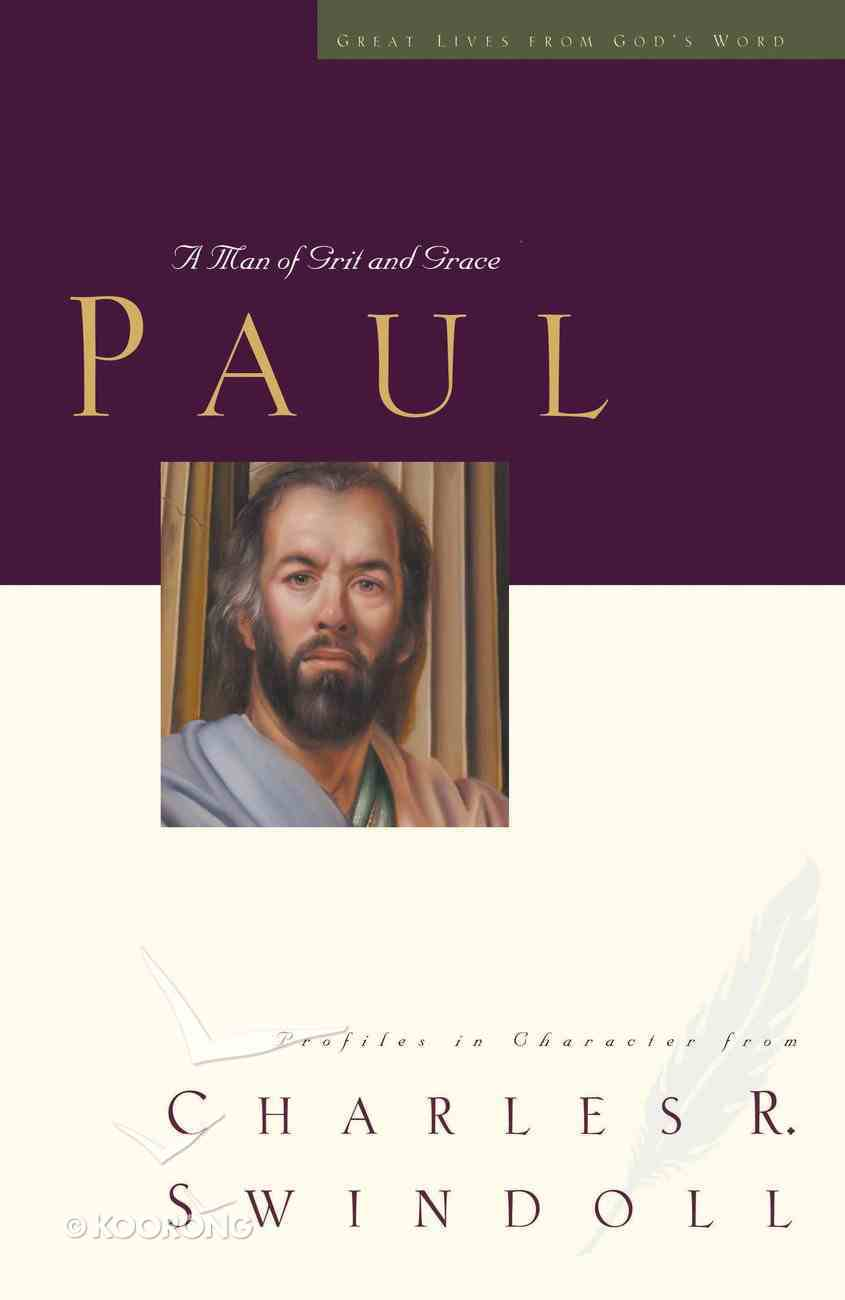 Paul (Great Lives From God's Word Series) eBook