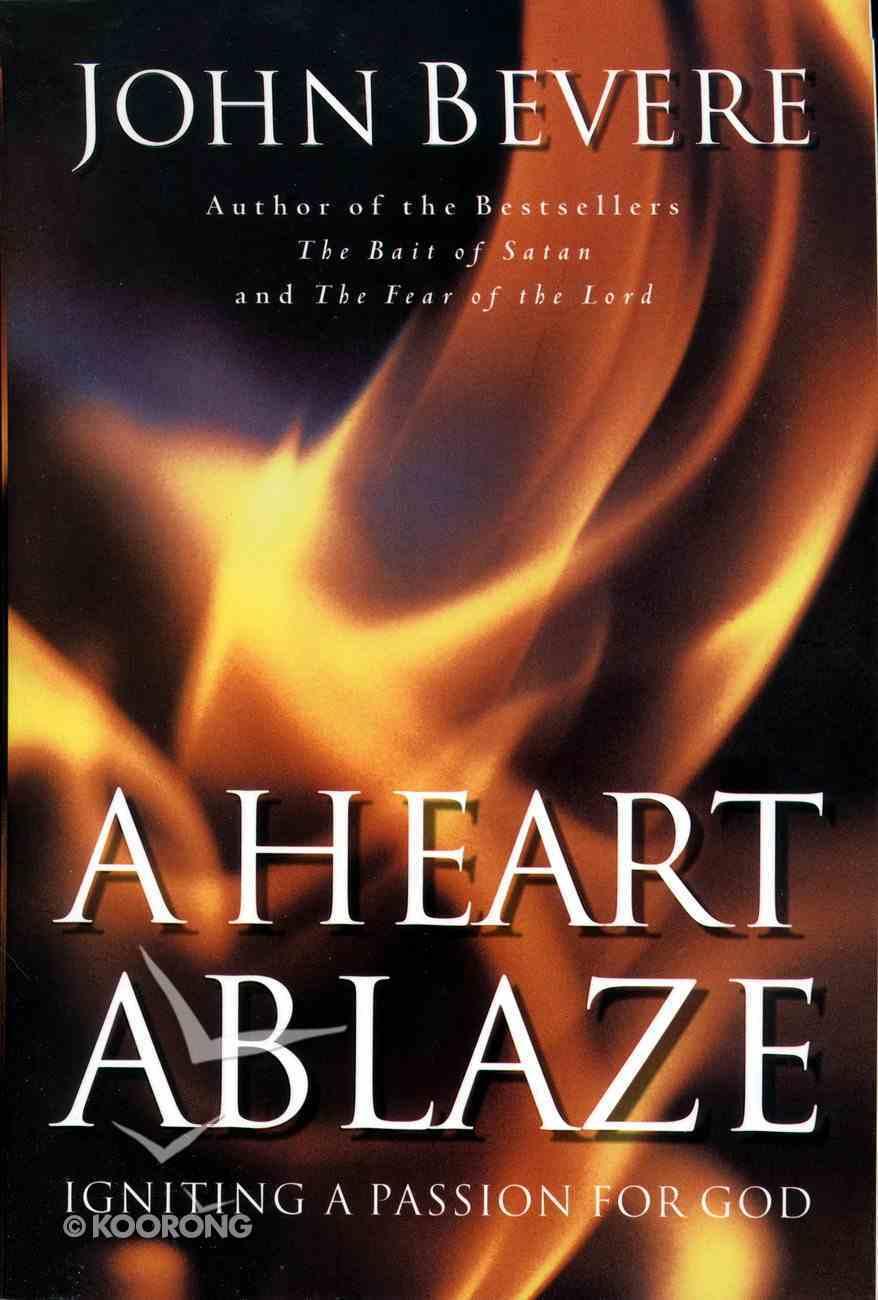 A Heart Ablaze eBook