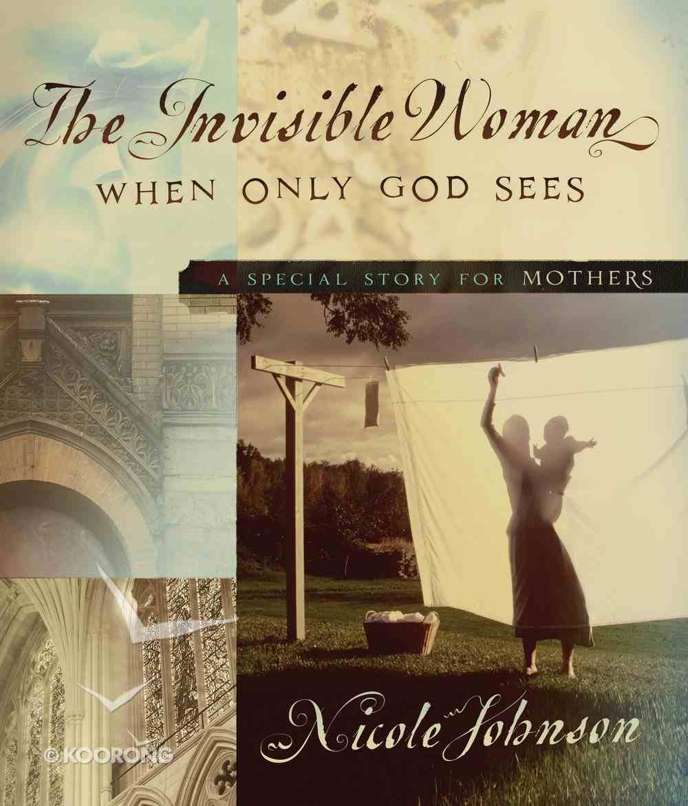 The Invisible Woman eBook