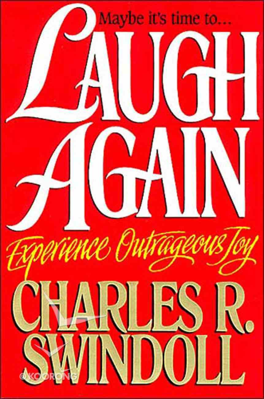 Maybe It's Time To...Laugh Again eBook
