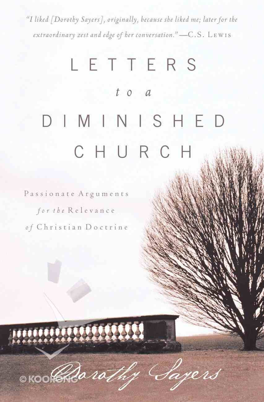 Letters to a Diminished Church eBook