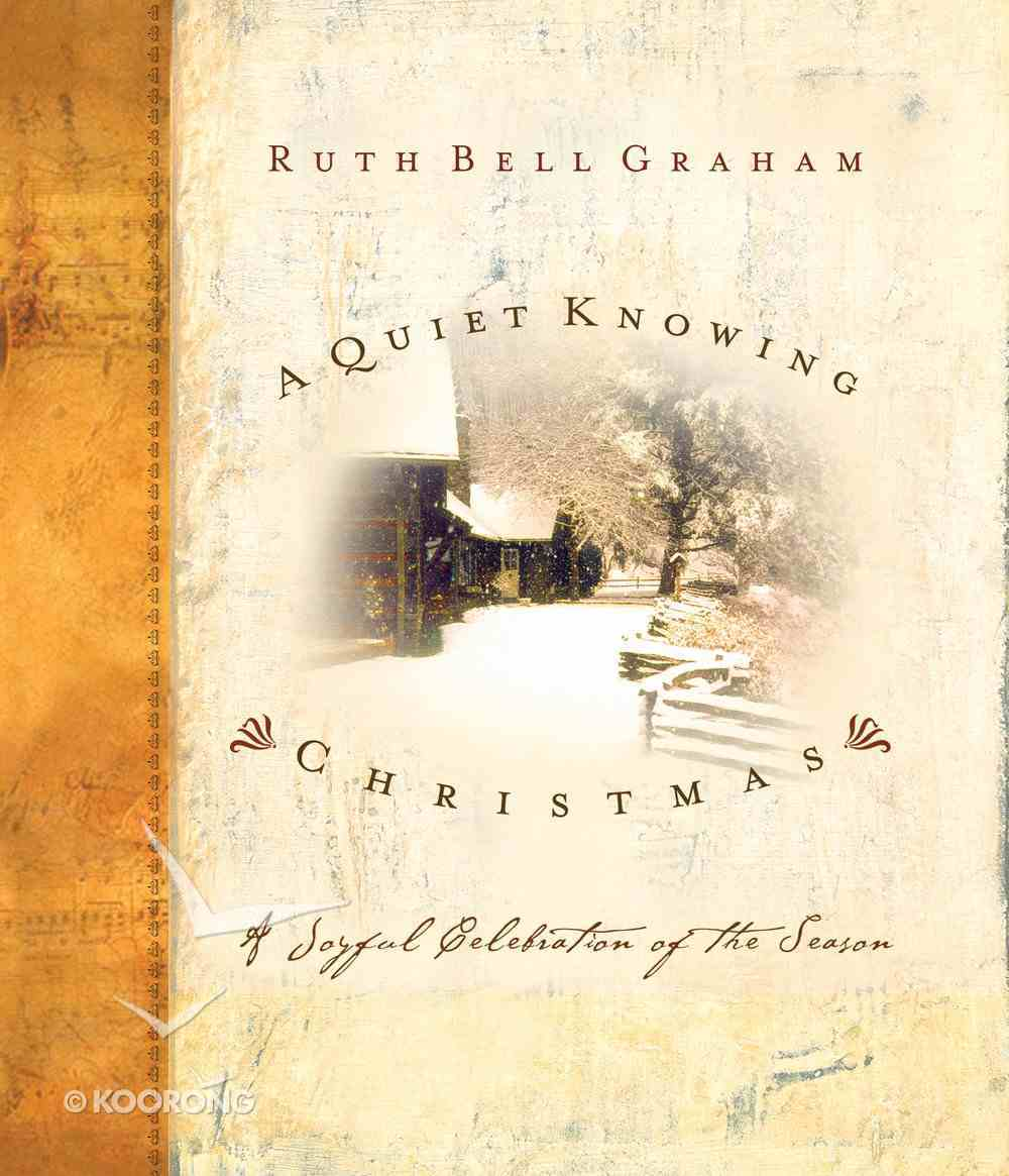 A Quiet Knowing Christmas eBook