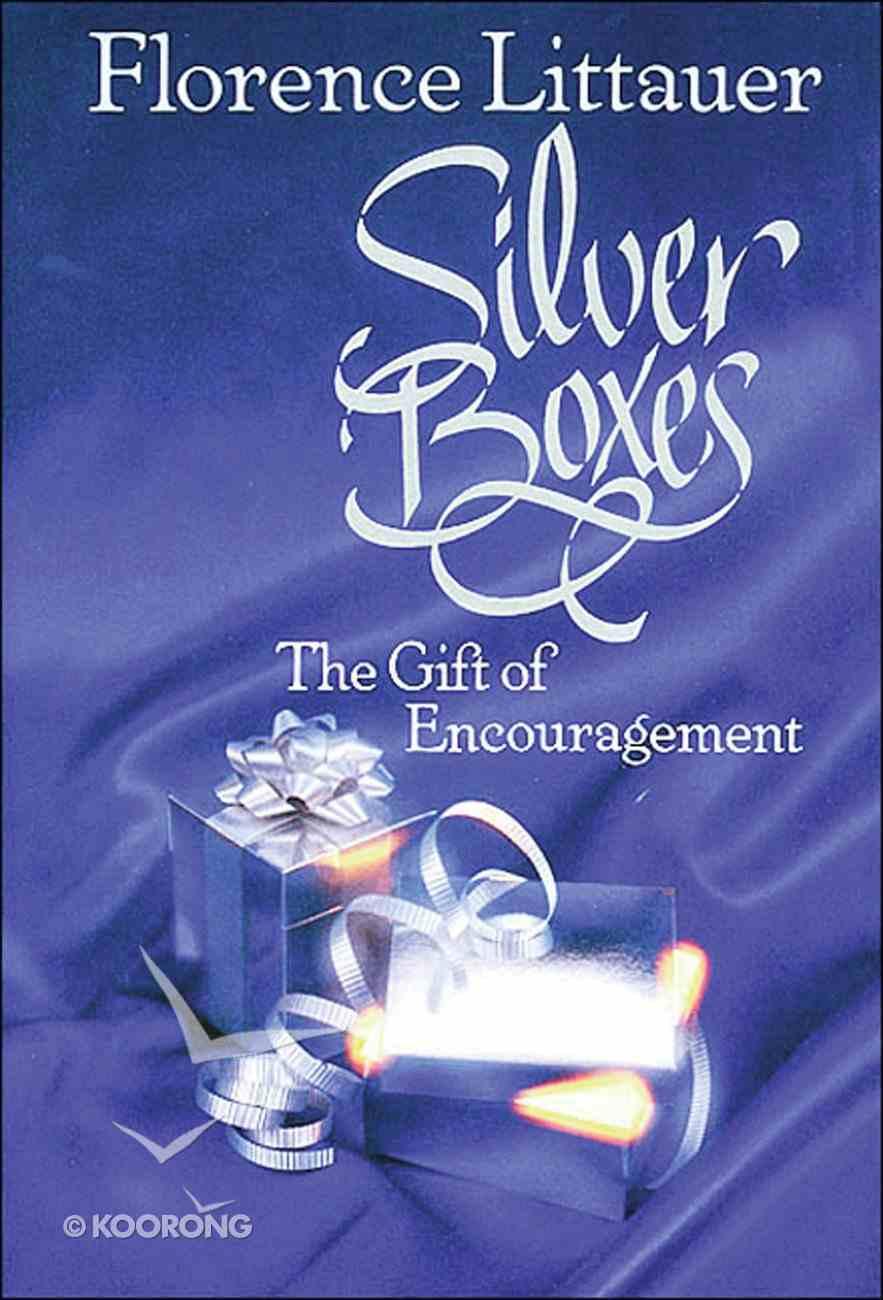 Silver Boxes eBook