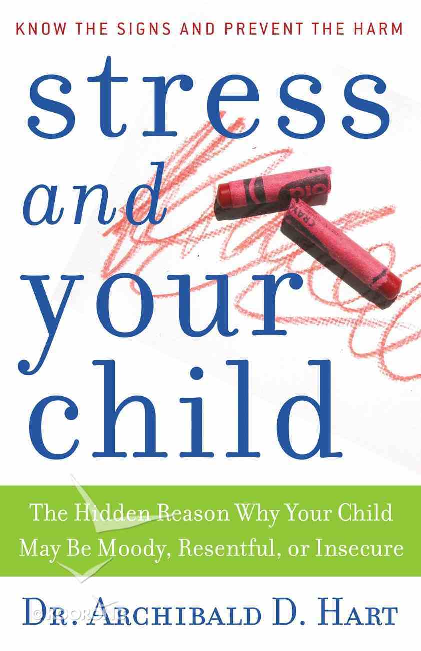 Stress and Your Child eBook