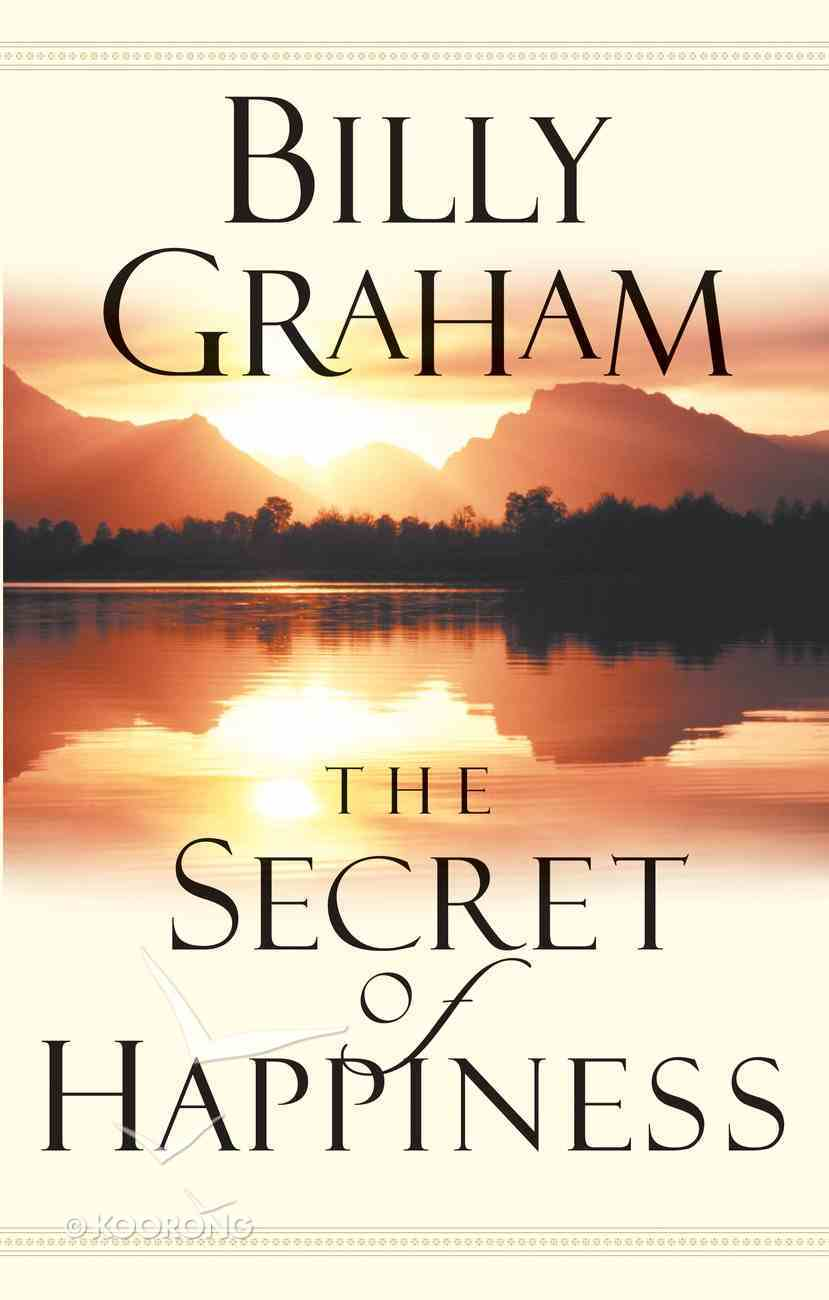 The Secret of Happiness eBook