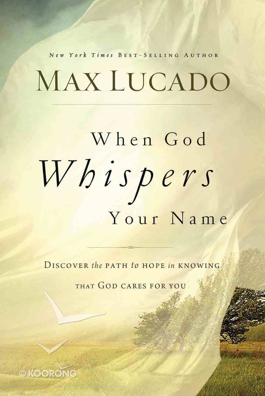 When God Whispers Your Name eBook