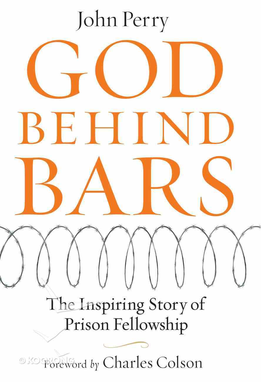 God Behind Bars eBook