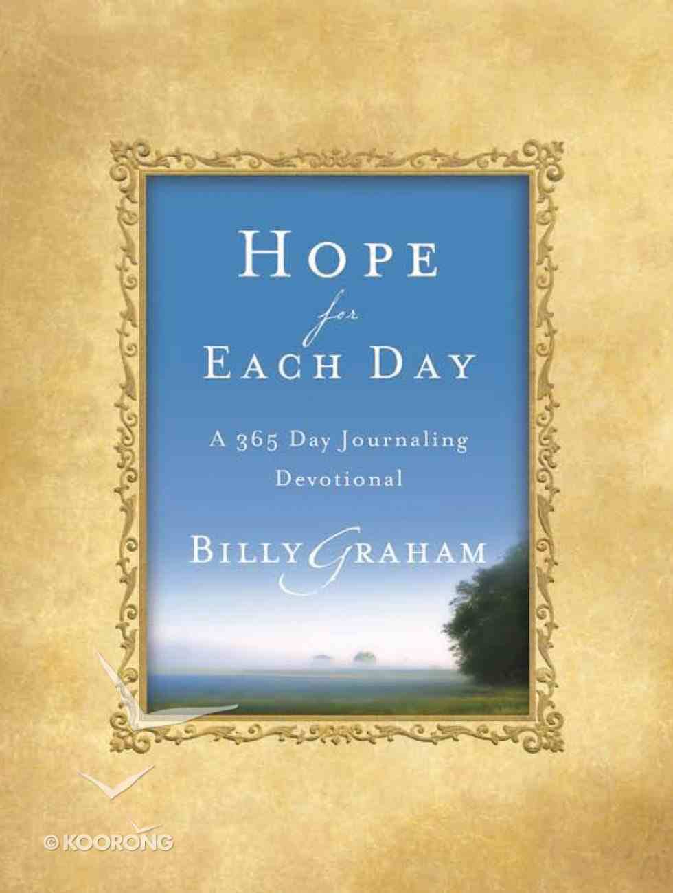 Hope For Each Day eBook