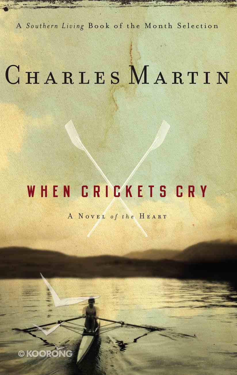 When Crickets Cry eBook