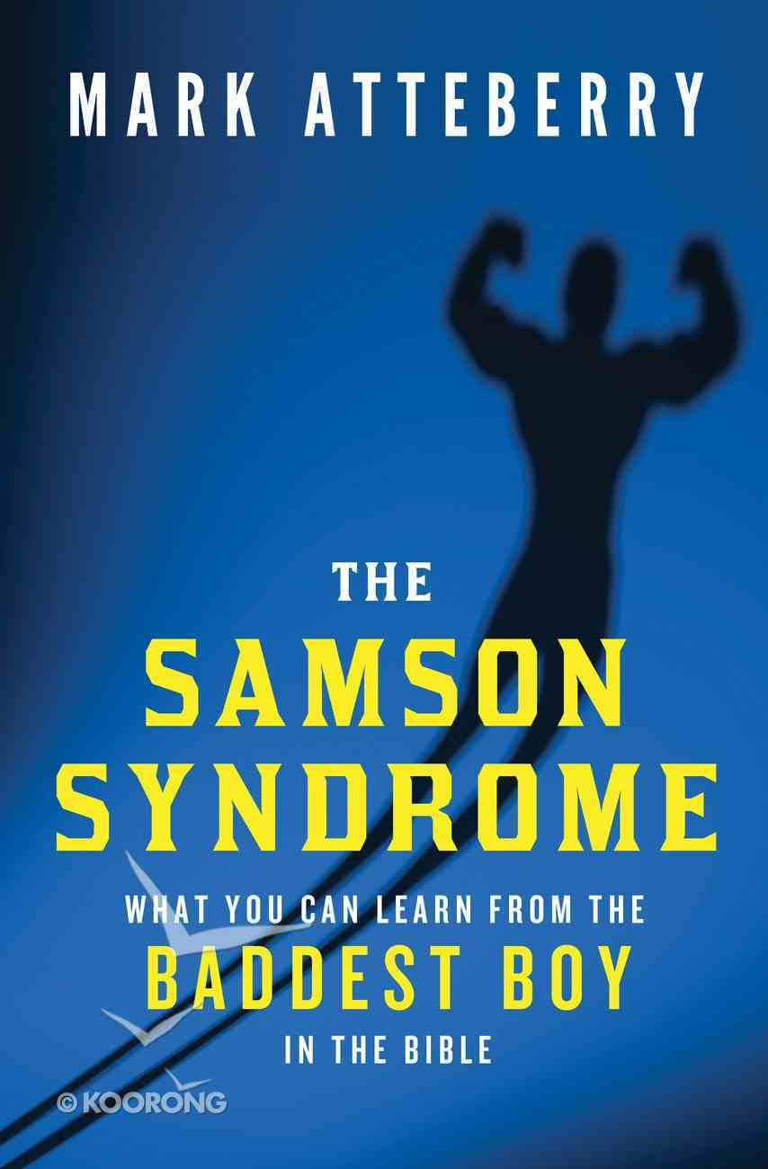 The Samson Syndrome eBook