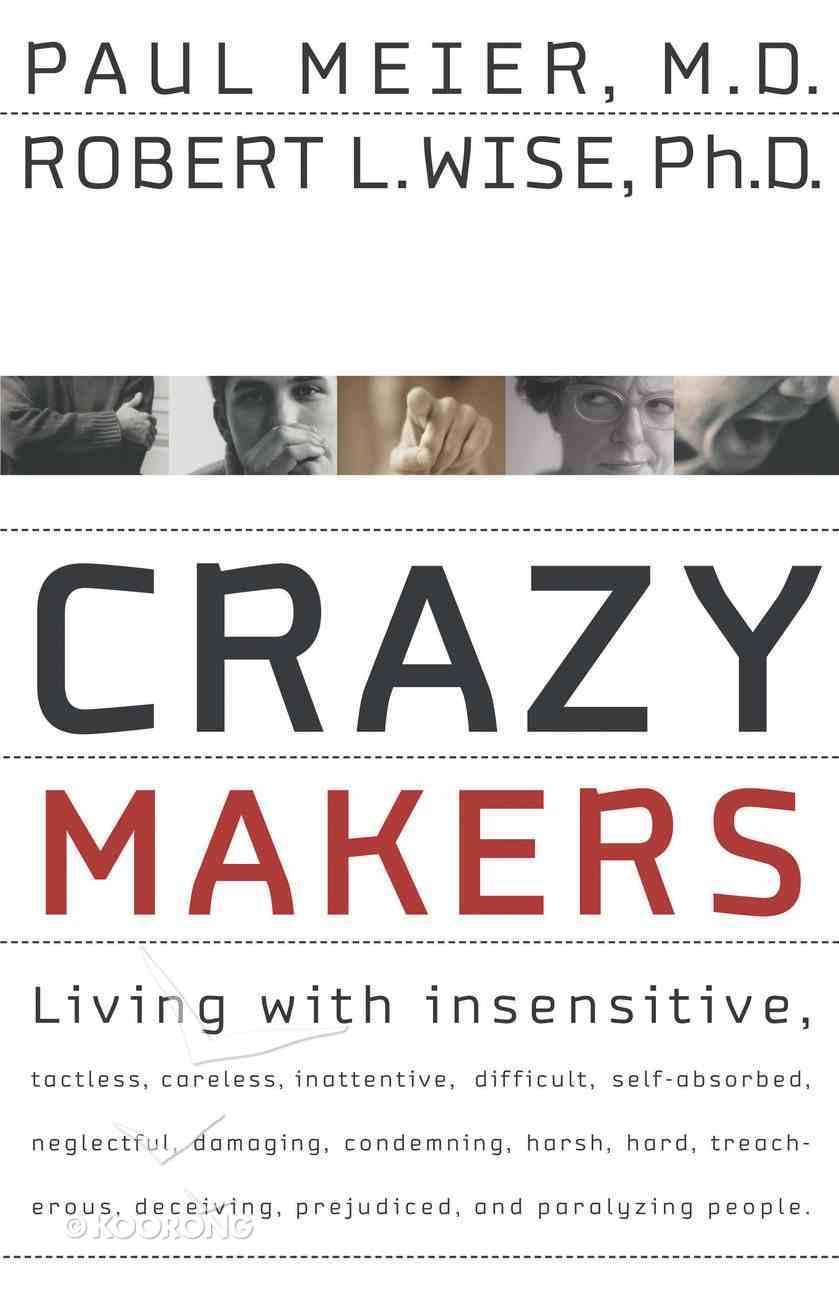 Crazy Makers eBook