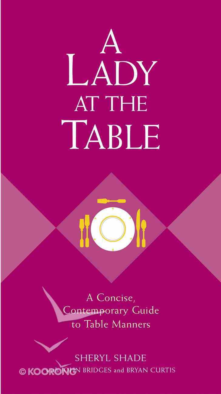 A Lady At the Table eBook