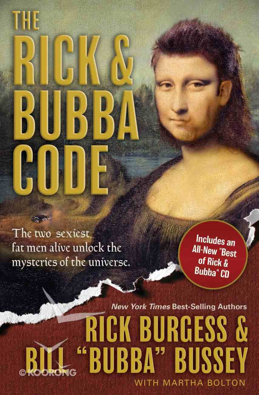 The Rick & Bubba Code (101 Questions About The Bible Kingstone Comics Series) eBook