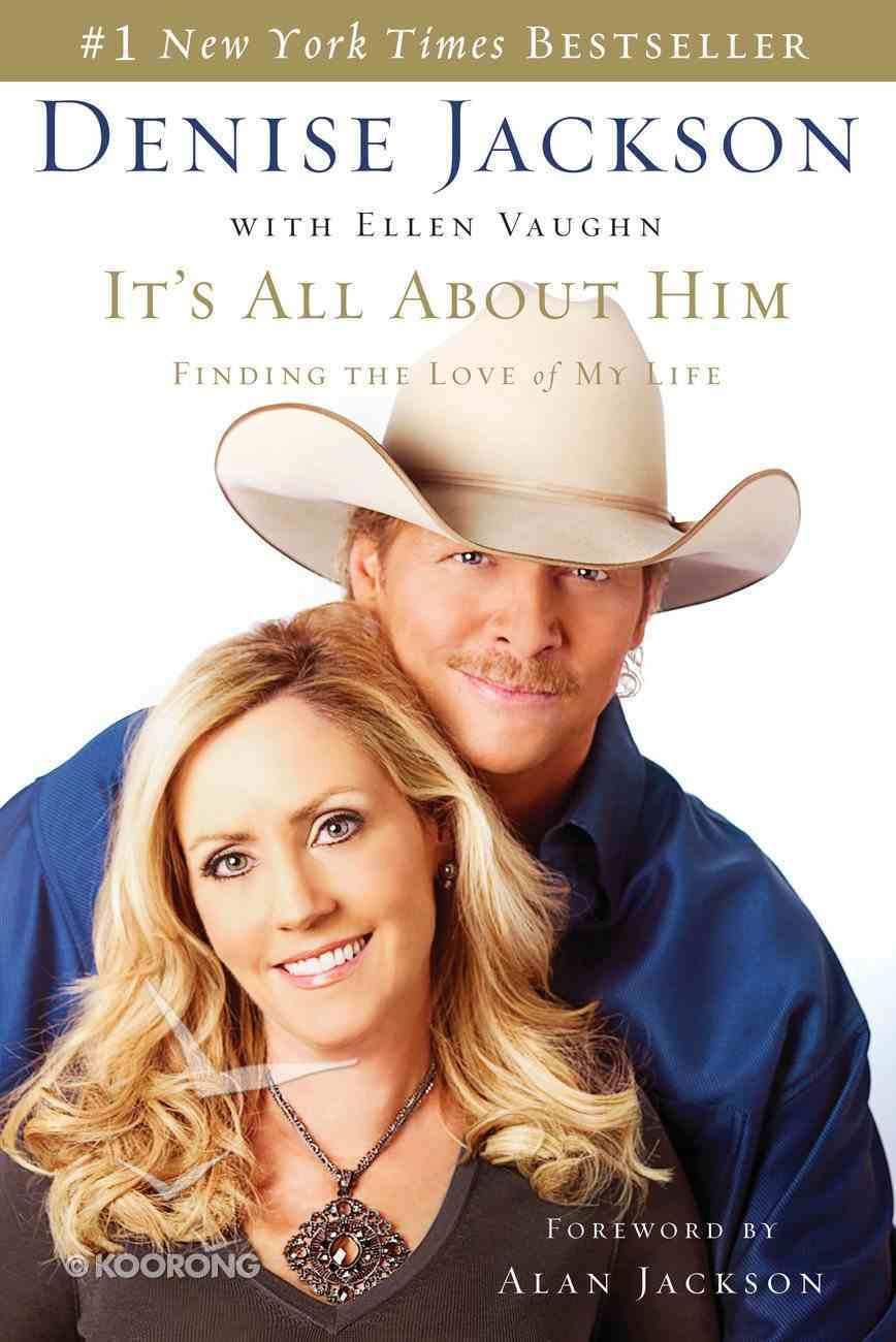 It's All About Him eBook